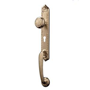 Entrance trim set silver pavè Princess Jewellery