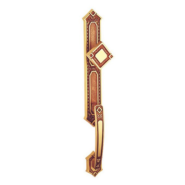 Entrance trim set antique french brass king classique