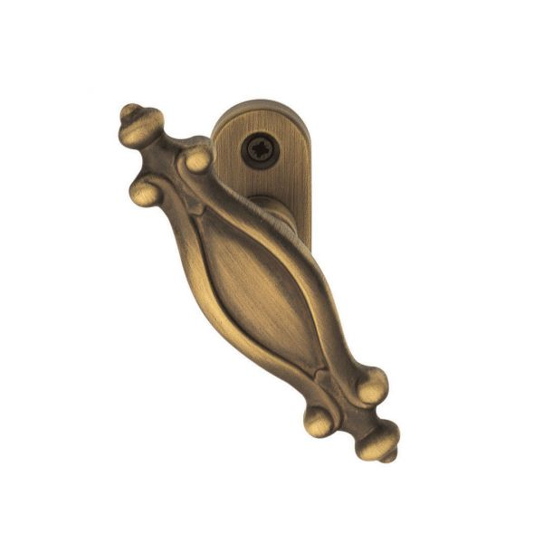 Window handle yester bronze brass cleopatra classique