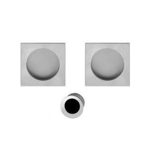 Kit flush handle satin chrome Gubbio blind i-Design