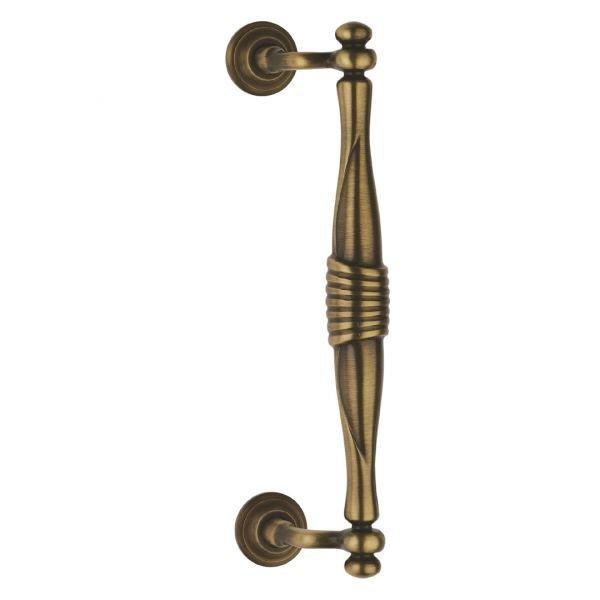 Pull handle bronze brass Pireo Medio Classique